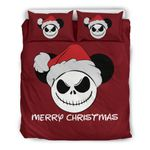 Jack Skellington Christmas bedding Set 2
