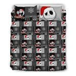 Jack Skellington Christmas Bedding Set 3