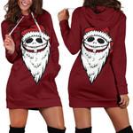 Jack Skellington Christmas Hoodie Dress 1