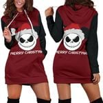 Jack Skellington Christmas Hoodie Dress 2