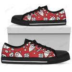 Jack Skellington Christmas Low Top Shoes 1
