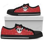 Jack Skellington Christmas Low Top Shoes 2