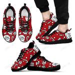 Jack Skellington Christmas Sneakers 1 HIDE