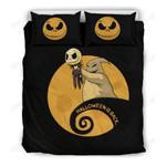 Jack Skellington Halloween Bedding Set 1