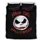 Jack Skellington Halloween Bedding Set 3