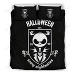 Jack Skellington Halloween Bedding Set 6