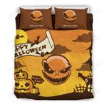 Jack Skellington Halloween Bedding Set 9