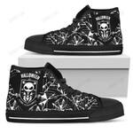 Jack Skellington Halloween High Top Shoes 10