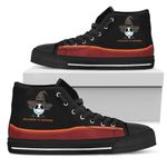 Jack Skellington Halloween High Top Shoes 11