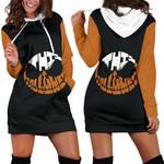 Jack Skellington Halloween Hoodie Dress 13