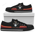 Jack Skellington Halloween Low Top Shoes 10