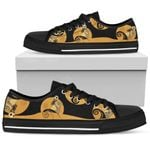 Jack Skellington Halloween Low Top Shoes 5