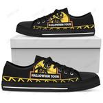Jack Skellington Halloween Low Top Shoes 6