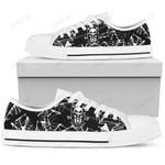 Jack Skellington Halloween Low Top Shoes 9