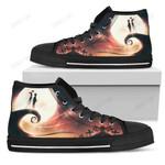 Jack Skellington High Top Canvas Shoes 3