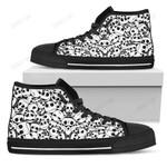 Jack Skellington High Top Canvas Shoes 5