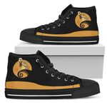 jack skellington high top canvas shoes 6