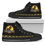 jack skellington high top canvas shoes 7