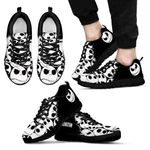 Jack Skellington Style Sneakers