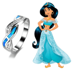 Jasmine Princess Ring