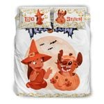 Lilo and Stitch Trick or Treat Bedding Set 6