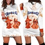 Lilo and Stitch Trick or Treat Hoodie Dress 7