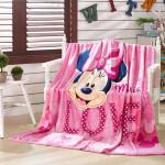 Love Minnie Blanket