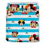 Mickey and Minnie Bedding Set 18