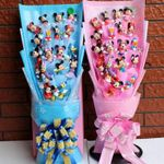 Mickey and Minnie Bouquet