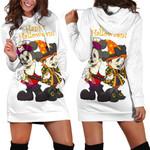 Mickey and Minnie Halloween Hoodie Dress 5