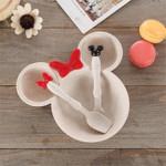 Mickey baby bowl set
