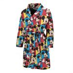 Mickey Bath Robe 3