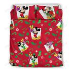 Mickey Christmas Bedding Set 1