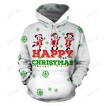Mickey Christmas Hoodie 5