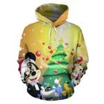 Mickey Christmas Hoodie 6