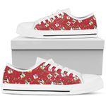 Mickey Christmas Low Top Shoes 5