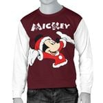 Mickey Christmas Men Sweater 10