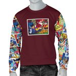 Mickey Christmas Men Sweater 14