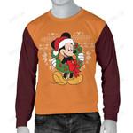 Mickey Christmas Men Sweater 16