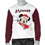 Mickey Christmas Men Sweater 9