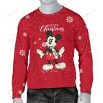 Mickey Christmas Men's Sweater 2