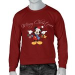 Mickey Christmas Men's Sweater 6