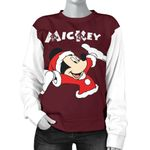 Mickey Christmas Sweater 10