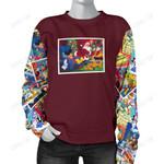 Mickey Christmas Sweater 14