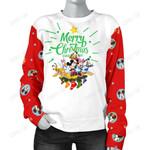 Mickey Christmas Sweater 7