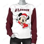 Mickey Christmas Sweater 9
