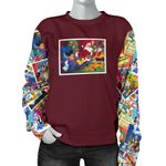 Mickey Christmas Women Sweater 14
