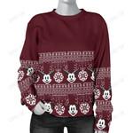 Mickey Christmas Women Sweater 8