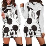 Mickey Disney Hoodie Dress 9