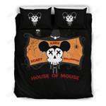 Mickey Halloween Bedding Set 1